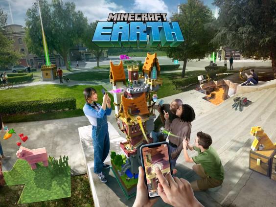Da oggi potete iscrivervi alla Beta di Minecraft Earth per Android: ecco come fare