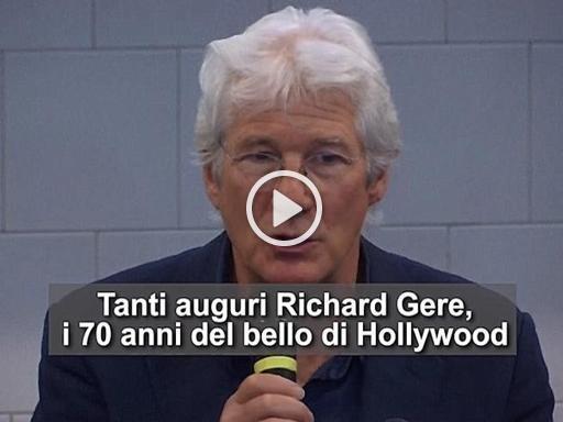 Richard Gere compie 70 anni: il divo di Hollywood tra film e cause civili
