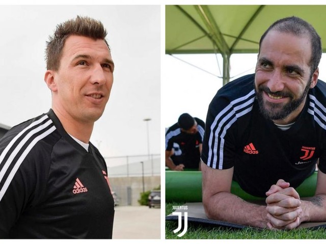 La Juve vorrebbe cedere Higuain e Mandzukic per fare spazio a Icardi