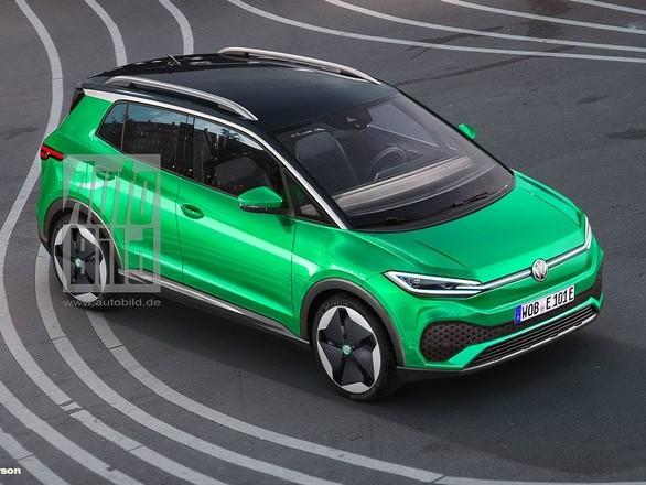 Volkswagen ID: SUV elettrico da 18.000 euro entro il 2023
