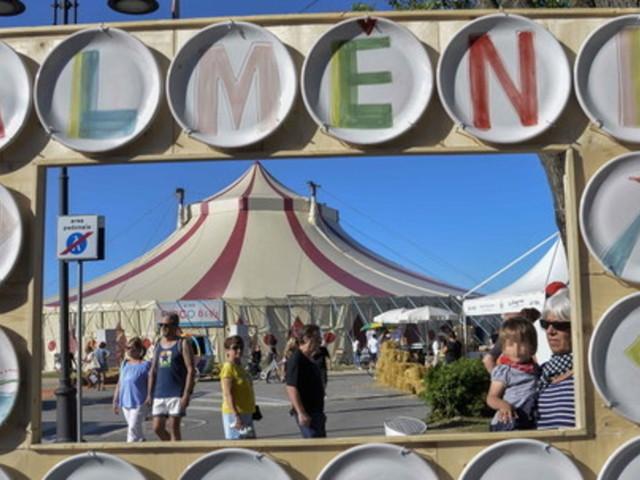 Rimini: weekend sotto il tendone con Bottura e 24 chef italiani