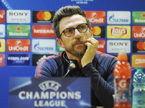 """Roma, Di Francesco: """"Real forte anche senza Ronaldo. E Asensio..."""""""