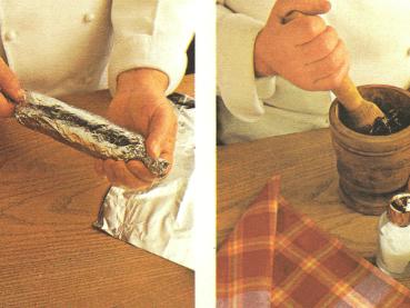 Come fare i burri composti