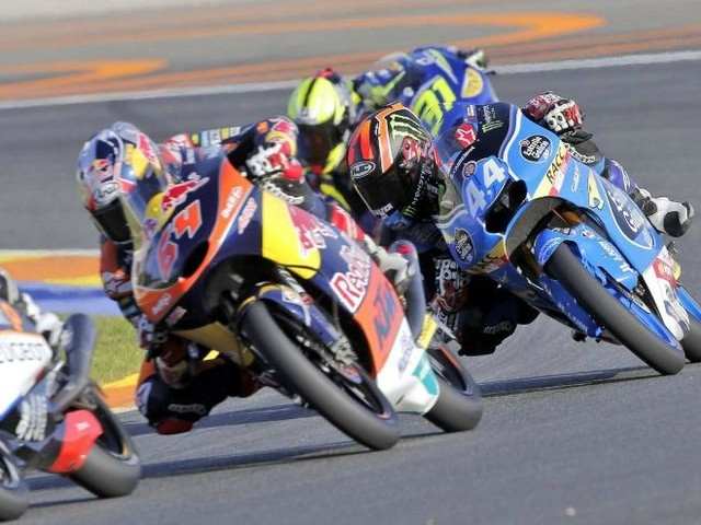 MotoGp/ Streaming video Sky Go qualifiche, FP3 e FP4 Gp Aragon 2019