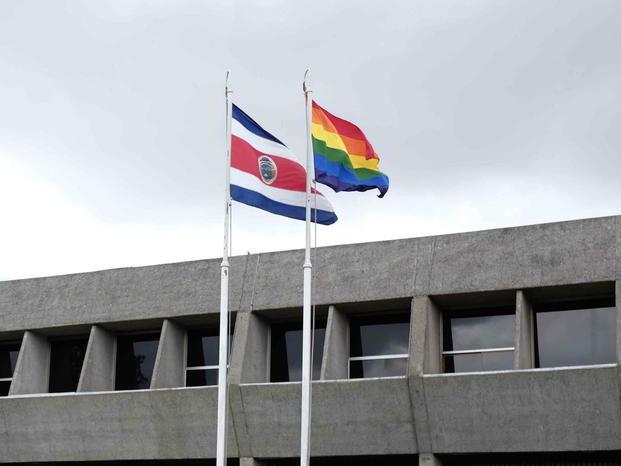 La Costa Rica legalizza le nozze gay