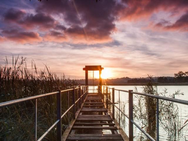 Cosa fare ai Laghi Alimini, oasi verde a due passi da Otranto