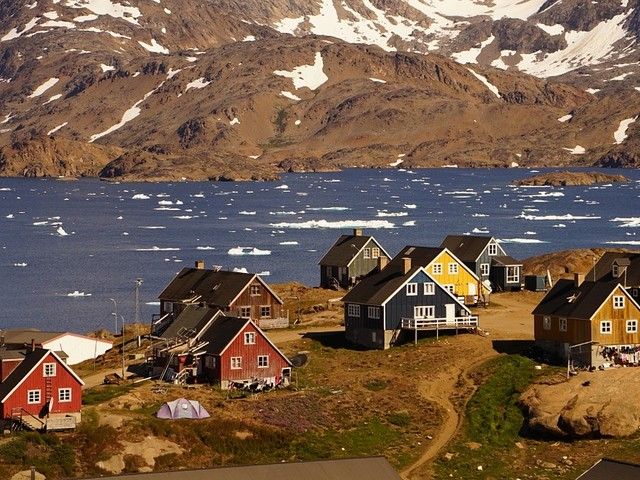 Trump vuole comprare l'isola della Groenlandia