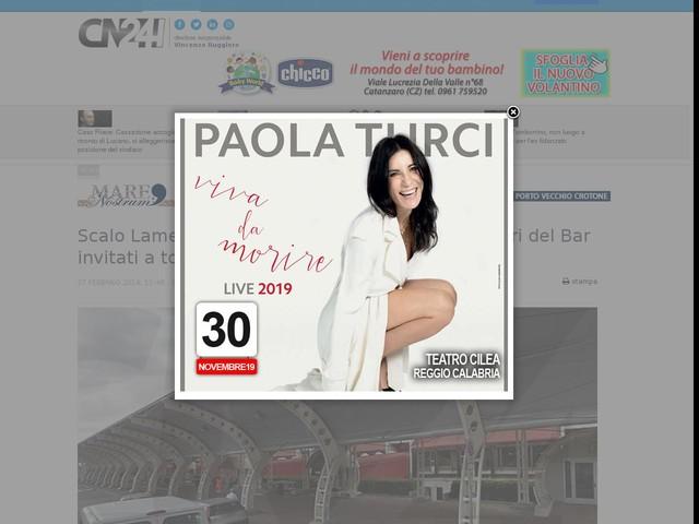"""Scalo Lamezia: Lo Papa (Fisascat Cisl), """"Lavoratori del Bar invitati a togliere il disturbo. Sconcertante"""""""