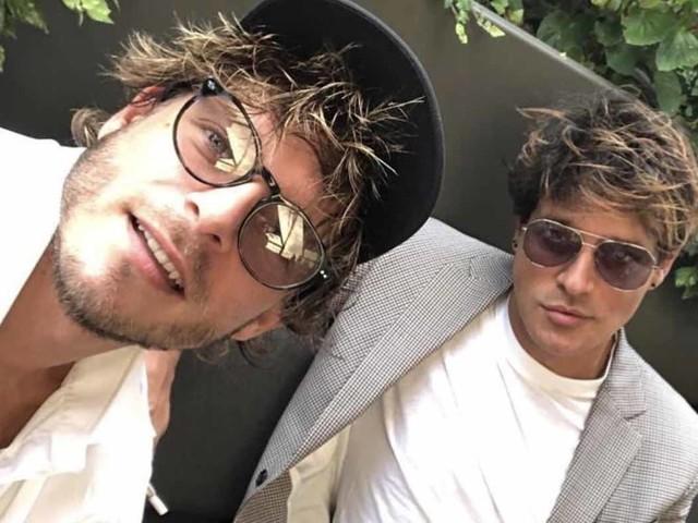 Gabriel Garko su Instagram fa un'allusione a Gabriele Rossi?
