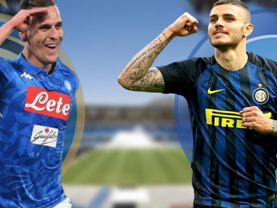 IL ROMA – Milik più 30 milioni per strappare Icardi all'Inter. Ma c'è il muro di Maurito, che vuole la Juve!