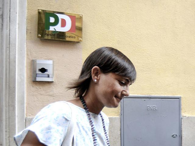 Debora Serracchiani: «Renzi? Vuole comandare lui e basta»