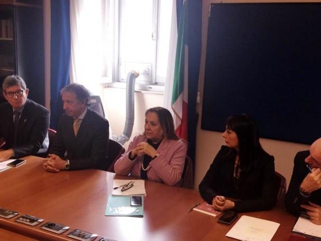 """Coronavirus, Summit in Prefettura: """"nessun caso nella provincia di Macerata, la situazione è monitorata"""""""