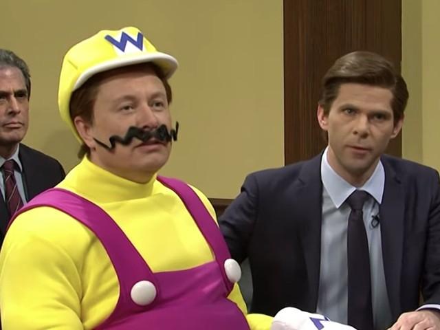 Elon Musk e la fidanzata Grimes sono Wario e Peach nell'ultimo episodio del Saturday Night Live