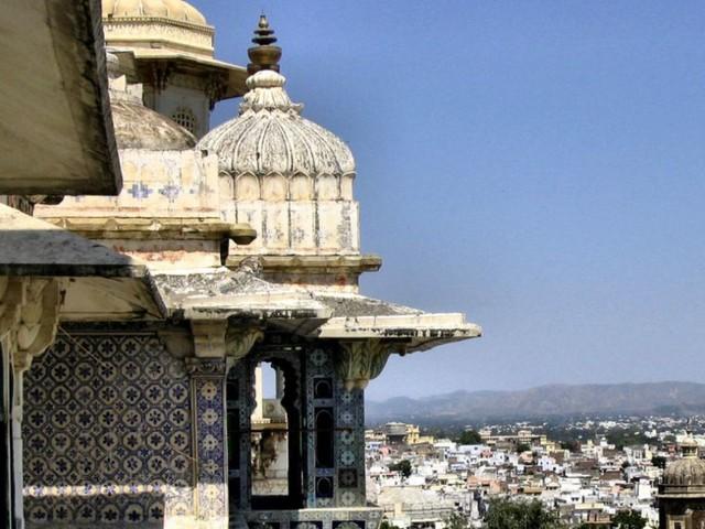 I tre palazzi più belli di Udaipur