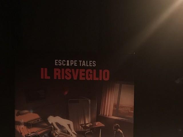 [Solo sul mio tavolo] Escape Tales: il Risveglio