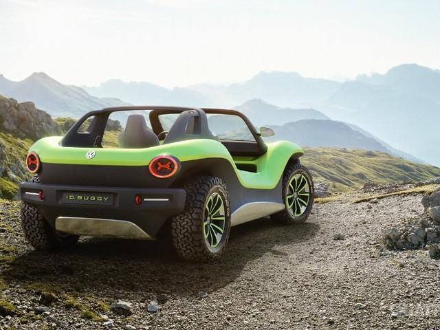 Volkswagen ID.Buggy - L'elettrica che s'ispira alle icone del passato - VIDEO