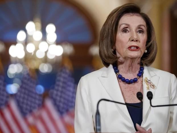 Usa, Pelosi: via libera all'impeachment di Trump