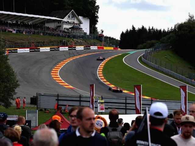 Formula 1 - Vacanze terminate, si torna in pista a Spa
