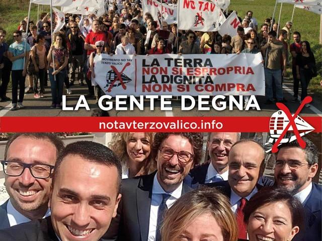 """5 Stelle contestati a Taranto: """"Spariti qui e sparirete anche a Roma"""""""