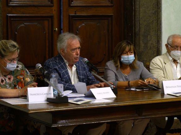 """Presentata la IX^ edizione de """"L'Isola del Libro Trasimeno"""", Avanti Covid – dopo Covid"""