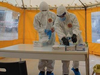 Coronavirus: 5.218 nuovi casi con 269.744 tamponi e 218 morti