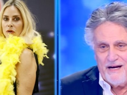 """Andrea Roncato fa dietrofront su Stefania Orlando: """"Ho sbagliato"""""""