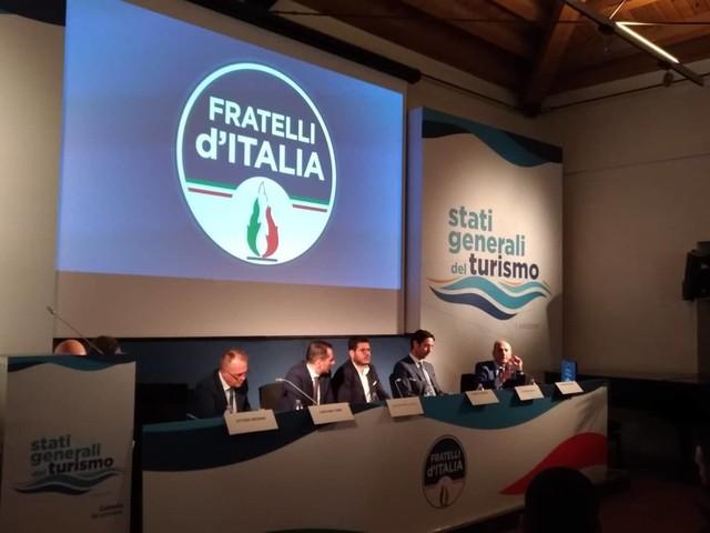 """Gli Stati generali del Turismo a Catania, Meloni """"Tolleranza zero nei confronti di ogni forma illegalità e abusivismo"""""""