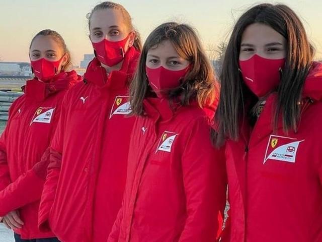 Ferrari Driver Academy, per la prima volta in arrivo una donna