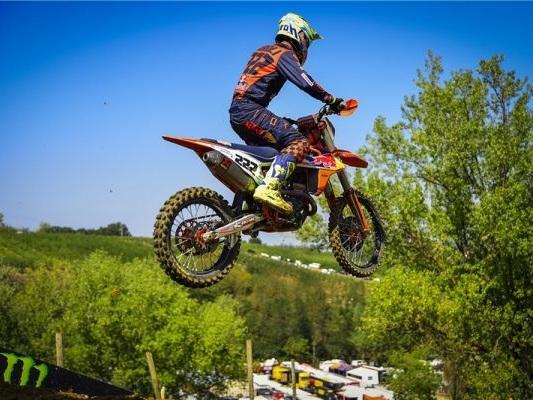 """Motocross, Tony Cairoli: """"Sono davvero deluso per il risultato. Il ginocchio non mi fa più male come prima"""""""