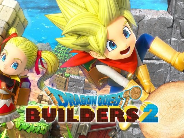 Dragon Quest Builders 2 per PC è disponibile da oggi su Steam