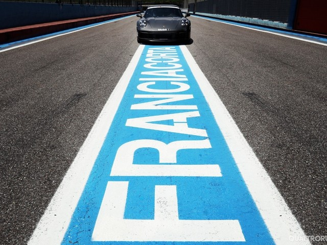 Porsche - Al via i lavori per l'Experience Center Franciacorta