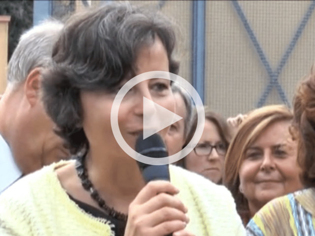 Maria Chiara Carrozza prima donna presidente del Cnr. Il video