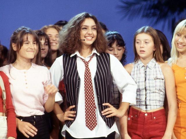 """I 30 anni di """"Non è la Rai"""", fenomeno di costume della tv degli Anni 90"""