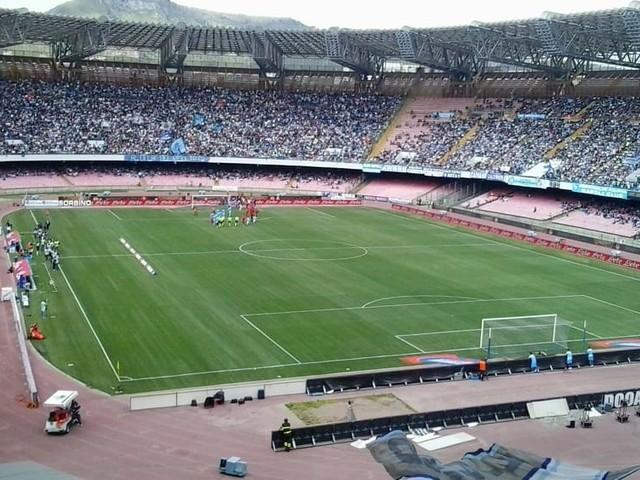 Biglietti Napoli-Sampdoria: prezzi e modalità di vendita