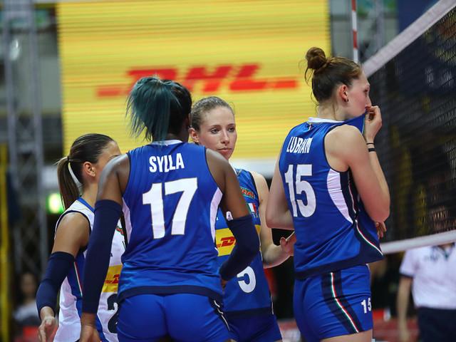 Italia-Slovacchia volley stasera in tv, a che ora inizia e su che canale vederla in diretta e in streaming