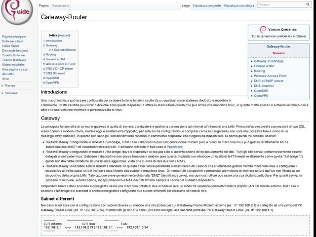 Gateway-Router