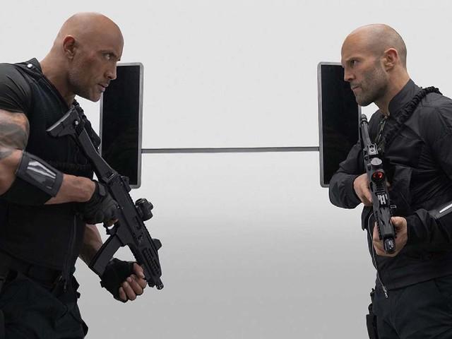 Fast & Furious – Hobbs & Shaw: foto dal set con Ryan Reynolds