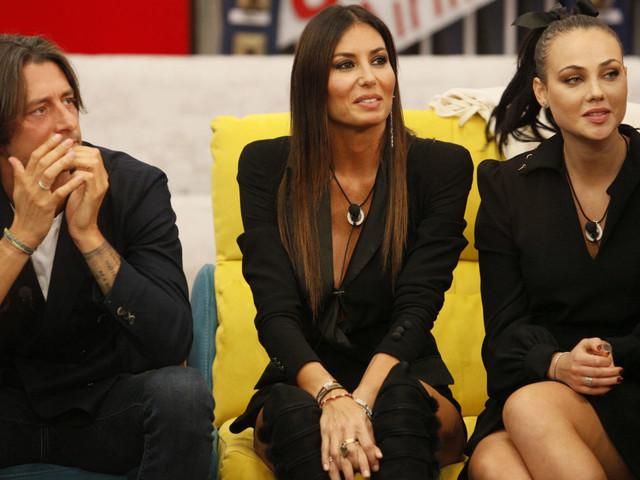"""GF Vip 5, Gregoraci: """"Non credo di ritornare con Flavio Briatore"""""""
