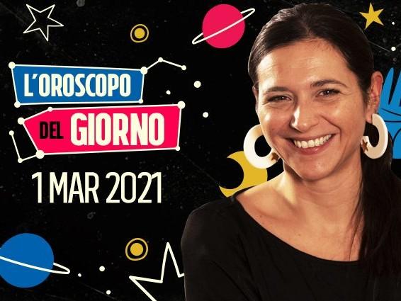 L'oroscopo di oggi 1 marzo 2021: impossibile zittire Gemelli e Bilancia