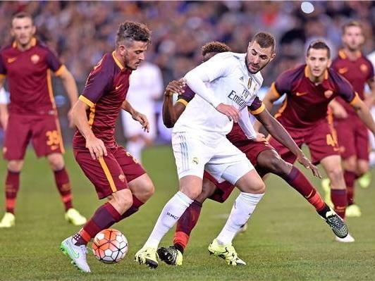 Diretta Real Madrid-Roma: streaming, video gol e risultato – LIVE (0-0)