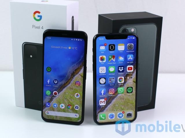 iPhone 11 Pro vs Pixel 4, il nostro confronto (foto e video)