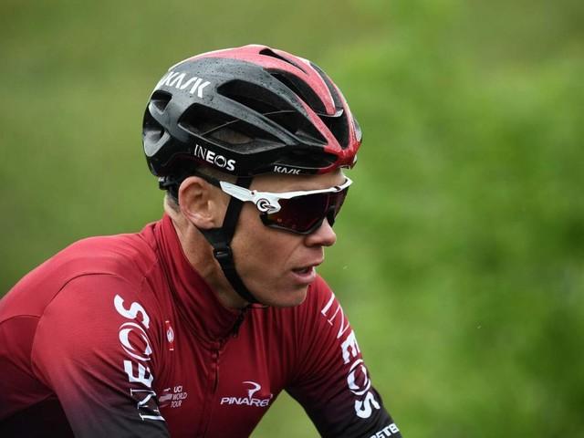 """Ciclismo, Chris Froome parla dopo l'incidente: """"Sono fortunato a essere qui. Voglio tornare al top"""""""