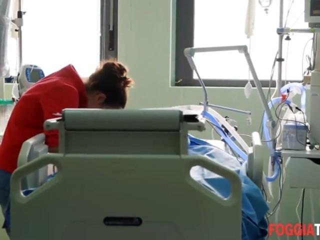 VIDEO | Bimbo di 14 mesi ingerisce hashish: salvato agli Ospedali Riuniti di Foggia