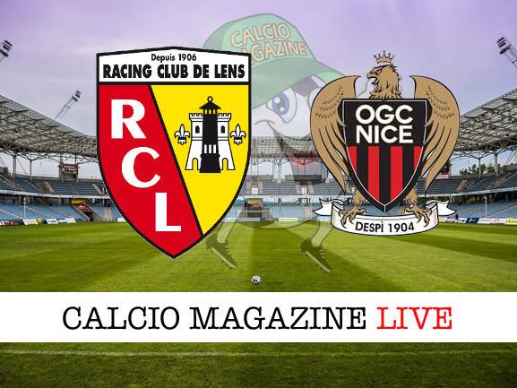 Ligue 1, Lens – Nizza 0-1: diretta live, risultato in tempo reale