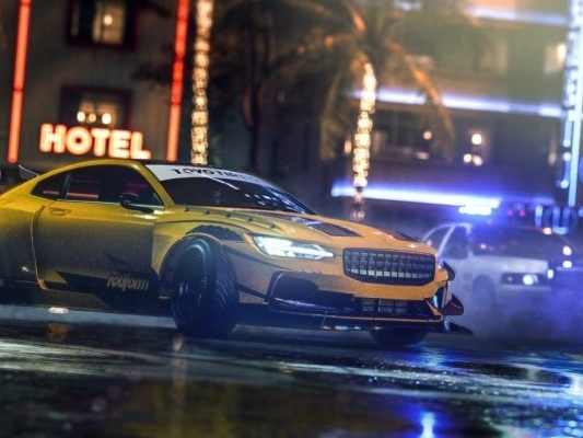 Need for Speed Heat, vendite record nella prima settimana - Notizia - PS4