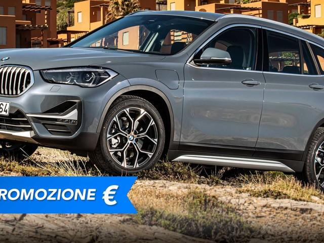Promozione BMW X1 Why-Buy Evo, perché conviene e perché no