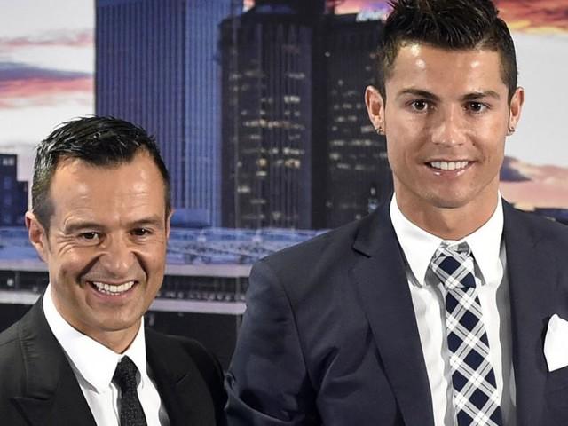 Jorge Mendes: 'Cristiano Ronaldo resterà alla Juve anche l'anno prossimo'