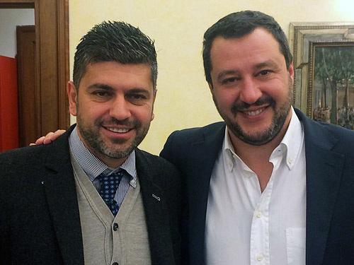 Rieti, Zicchieri (Lega): benvenuto e buon lavoro a Domeniconi e Sebastiani