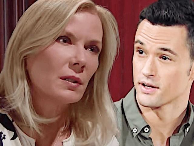 Beautiful anticipazioni 25 settembre: Brooke teme che Thomas possa far del male a Hope