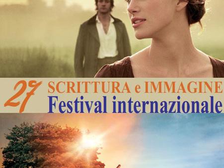 27° Festival Internazionale Scrittura e Immagine: programma del 25 novembre